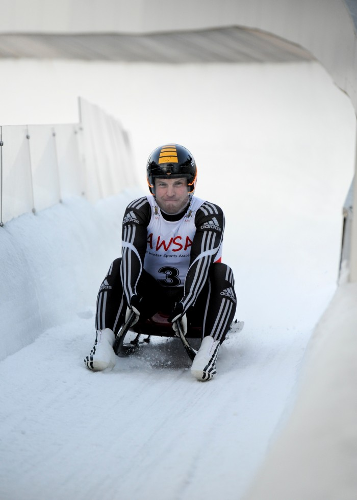 Army Luge Championship 2013