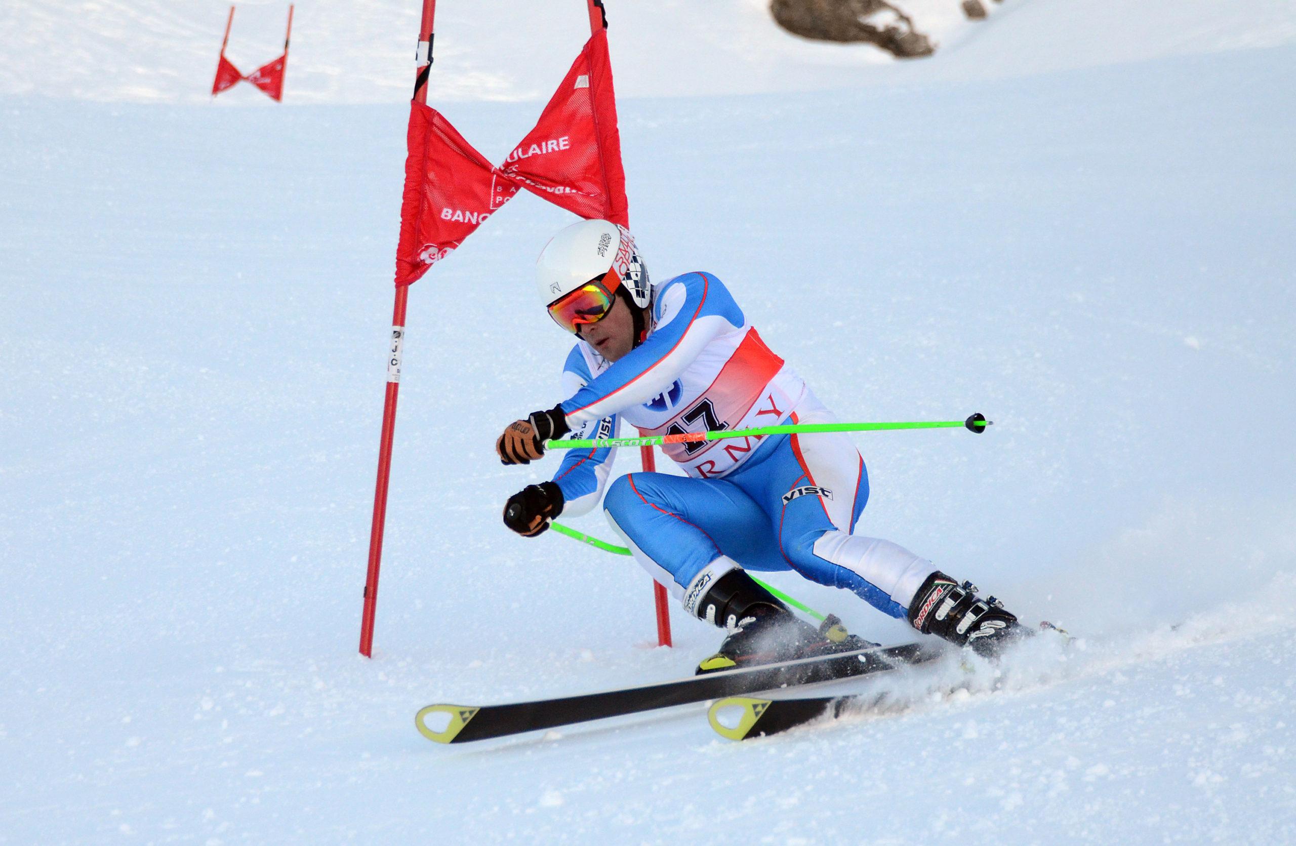 Test Alpine Results Day 2