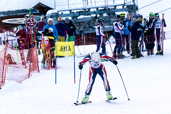 ARMY TELEMARK CHAMPIONSHIPS