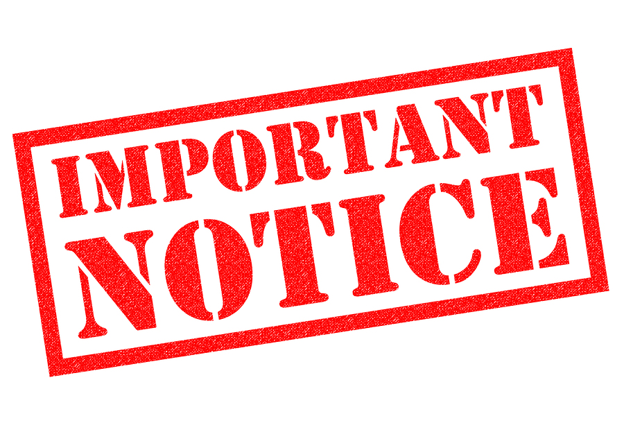 URGENT NOTICE: WINTER SPORTS 20/21 SEASON CANCELLED