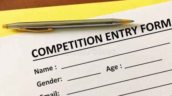 Ex SH & PDN Team Entry Form